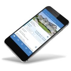 Crew App - Angled Phone