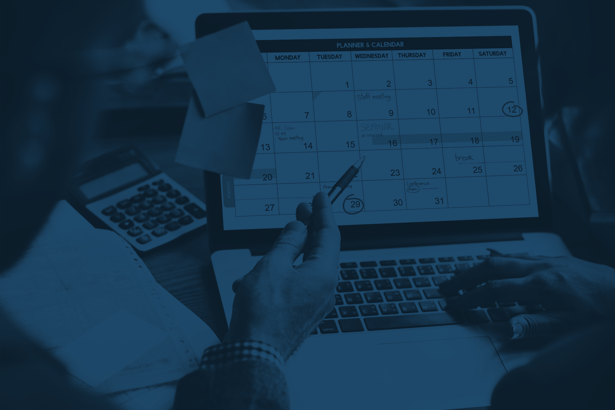 AccuLynx Scheduling Webinar